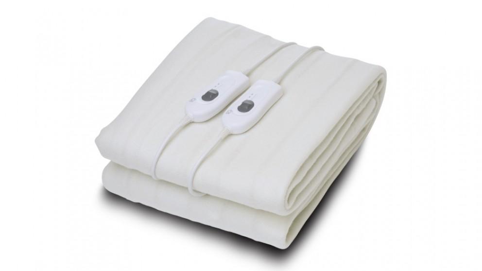 Goldair Flat Electric Blanket - Queen