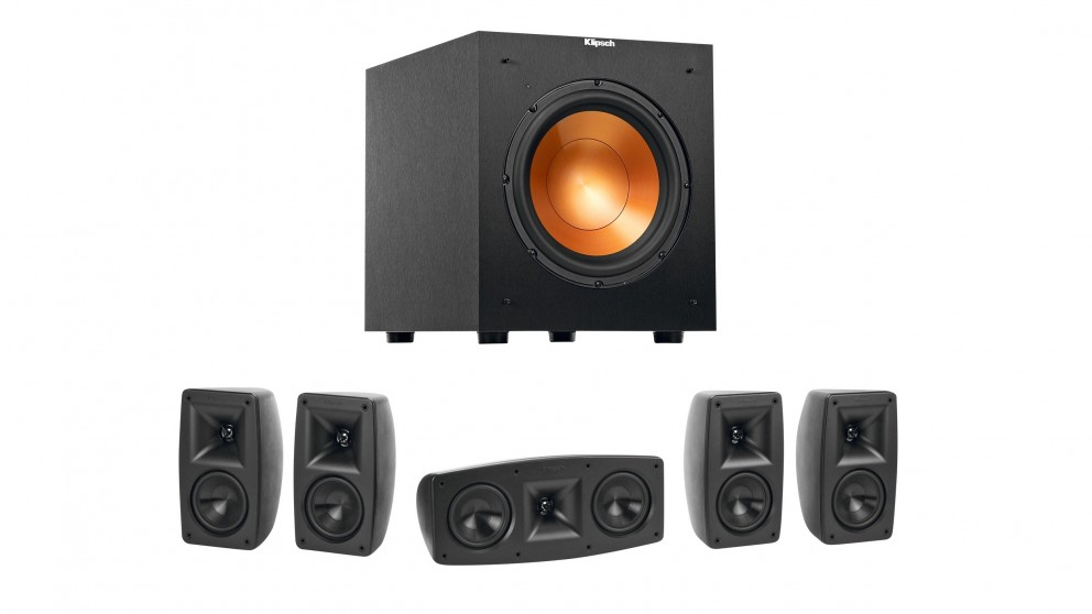 klipsch home theatre. klipsch quintet speaker system - speakers home theatre \u0026 tv, blu-ray | harvey norman australia