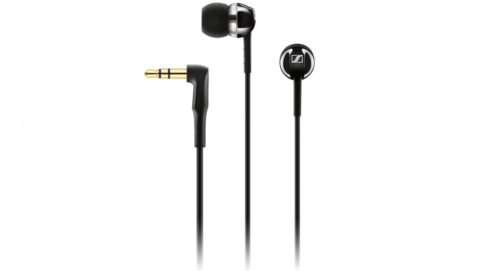 Sennheiser CX1.00 In-Ear Headphone - Black