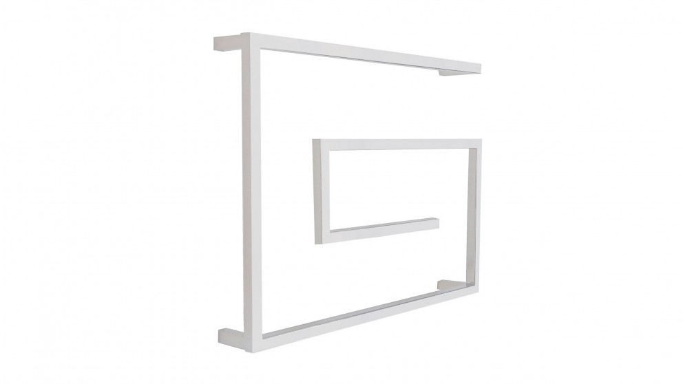 Forme Designer G 4 Bar Heated Towel Rail
