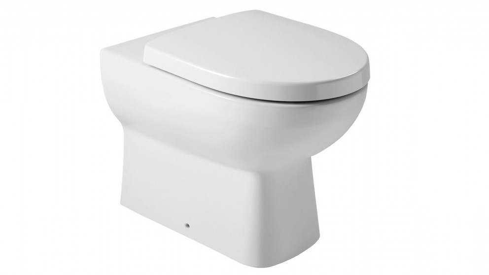 Kohler Panache Wall Faced Toilet with Bevel Face Plate - PTR