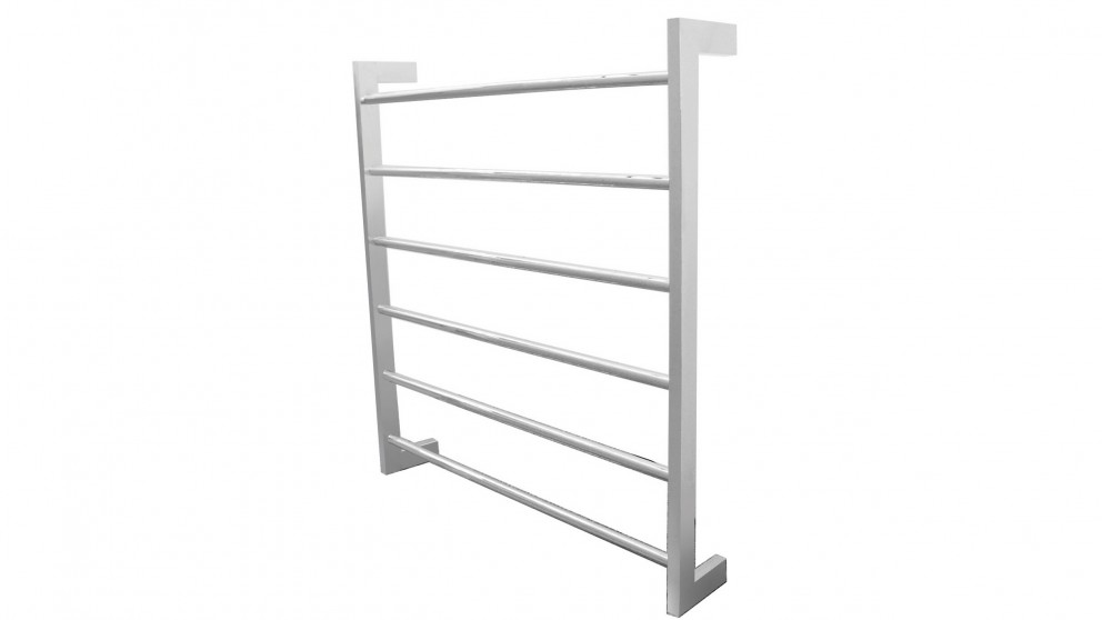 Linsol Caldo 6 Bar Heated Towel Rail - Right Wiring