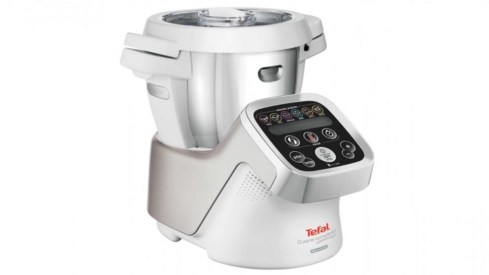 Tefal cuisine companion kitchen machine cooking for Cuisine tefal