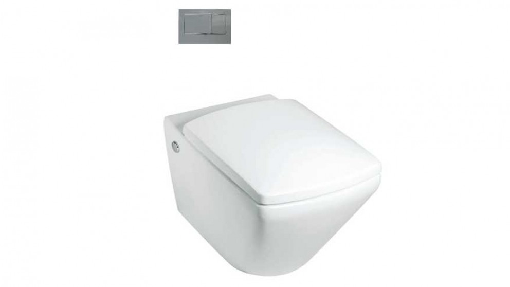 Kohler Escale Wall Hung Toilet with Bevel Face Plate
