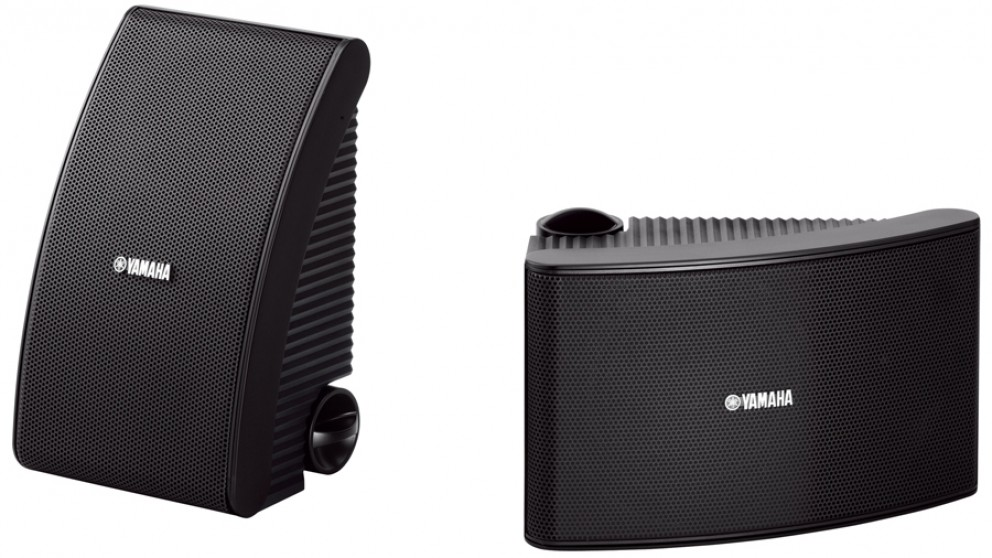 Yamaha NS-AW592 All Weather Speakers - Black