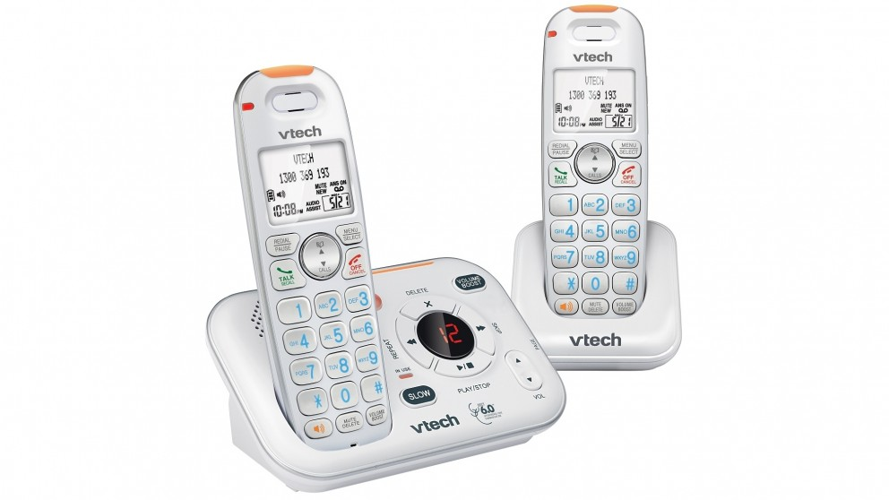 VTech 15450 DECT 6.0 Cordless Phone Twin Pack