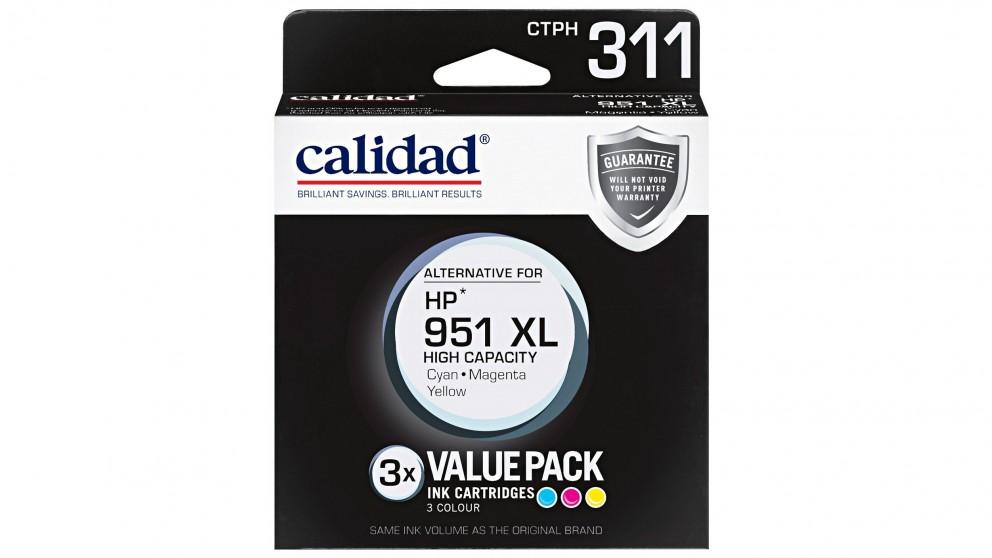 Calidad HP 951 XL 3 Pack