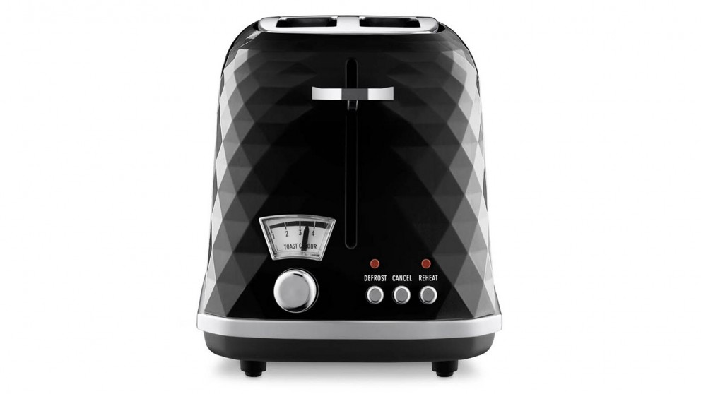Delonghi Brillante 2 Slice Toaster