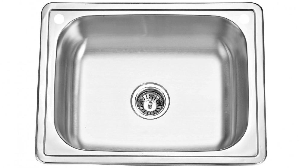 pld bari 45l flush mount laundry tub sink - Laundry Tubs