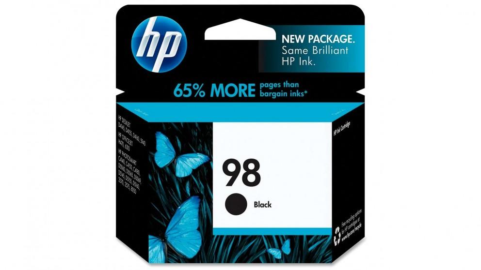 HP 98 Black Ink