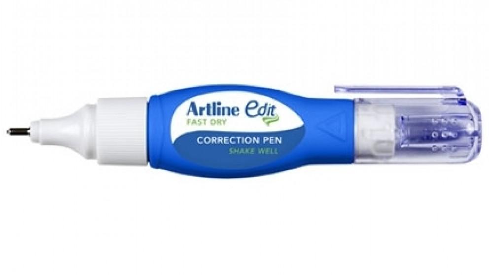 Artline Edit 4ML Mini Correction Pen