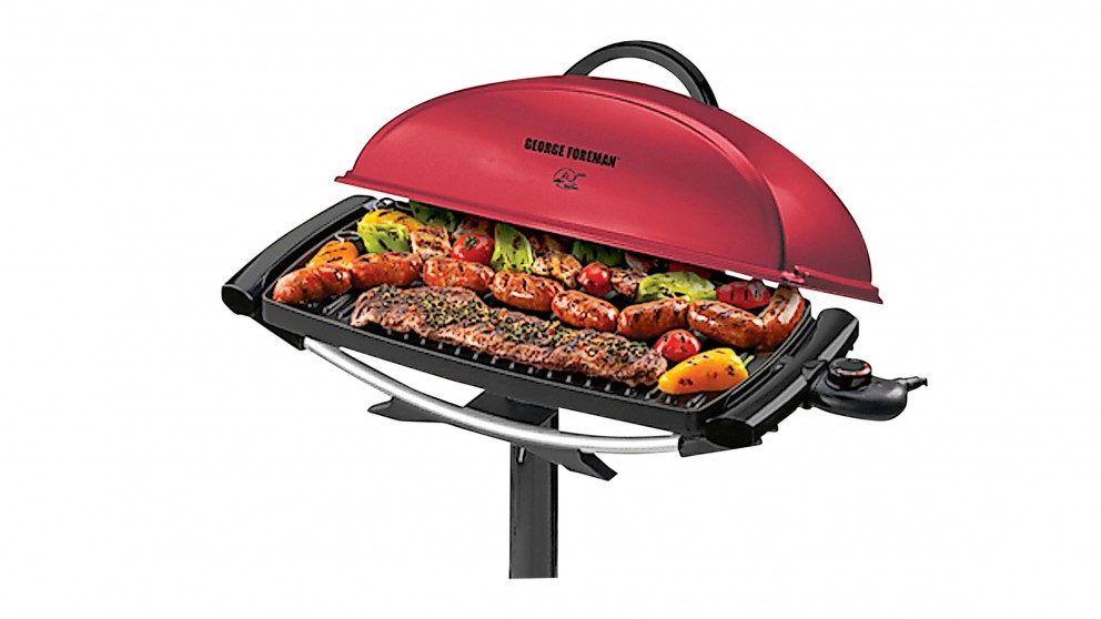 Buy george foreman indoor outdoor bbq grill harvey norman au - Buy george foreman grill ...