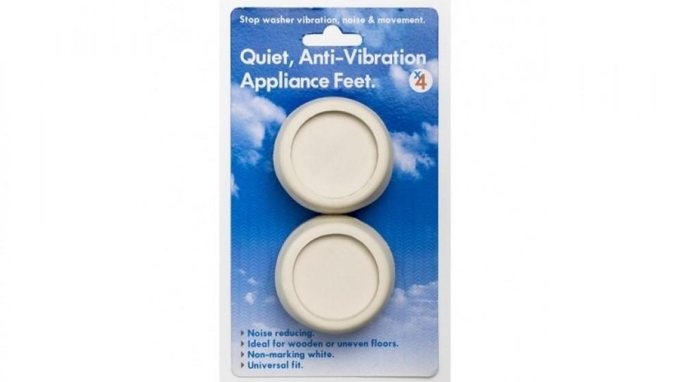 Anti-Vibration Feet Set - Four Pack