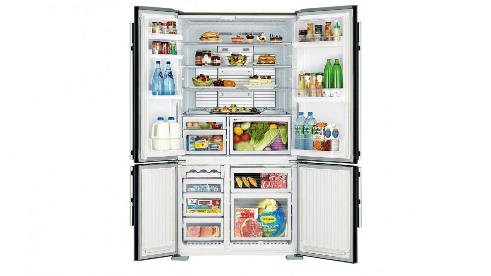 Mitsubishi Electric 710 Litre L4 Grande French Door Fridge - Stainless Steel