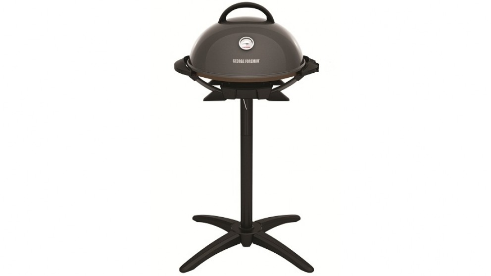 George Foreman Indoor/Outdoor Electrical BBQ