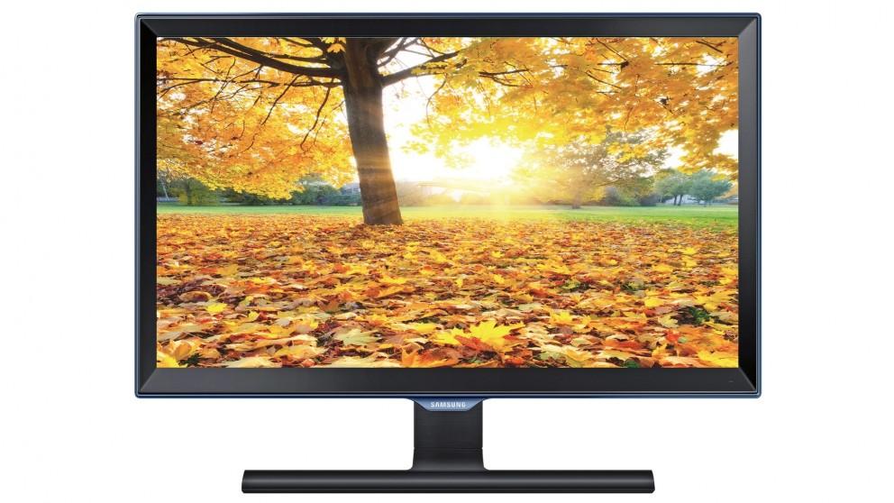 "Samsung 23.6"" Series 3 Full HD PLS Monitor - Black"
