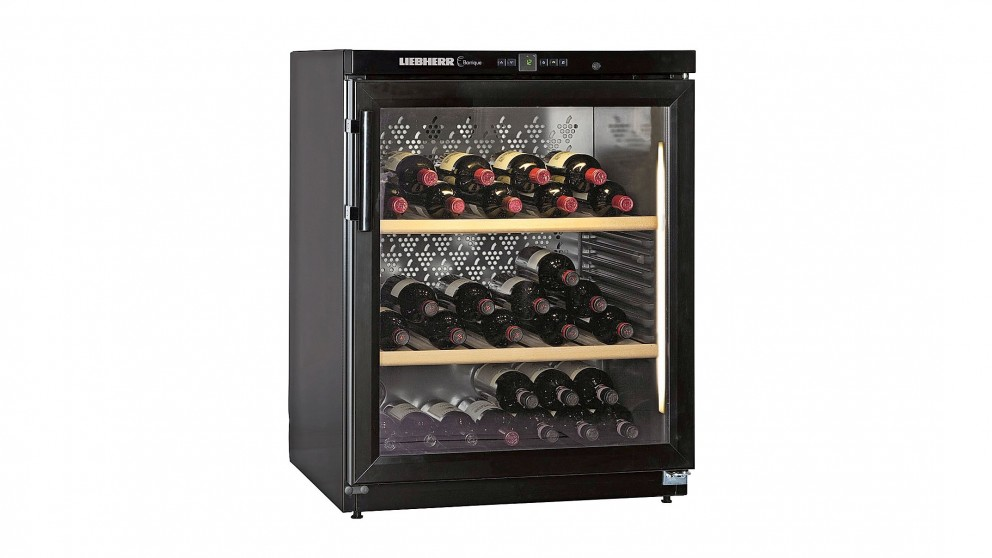 Liebherr Barrique 60 Bottle Single Zone Wine Fridge