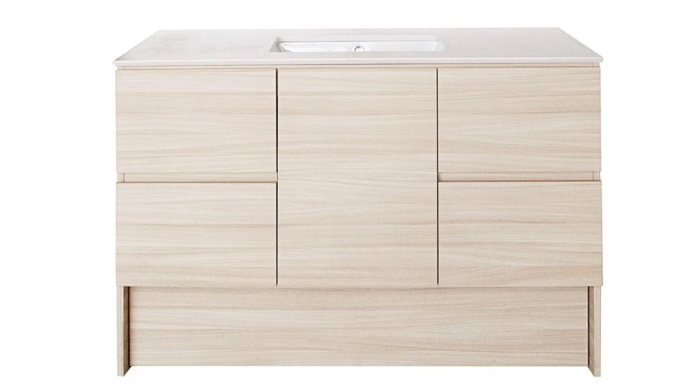 Vanity Bathroom Harvey Norman adp seclude 1200mm floorstanding vanity - bathroom vanities
