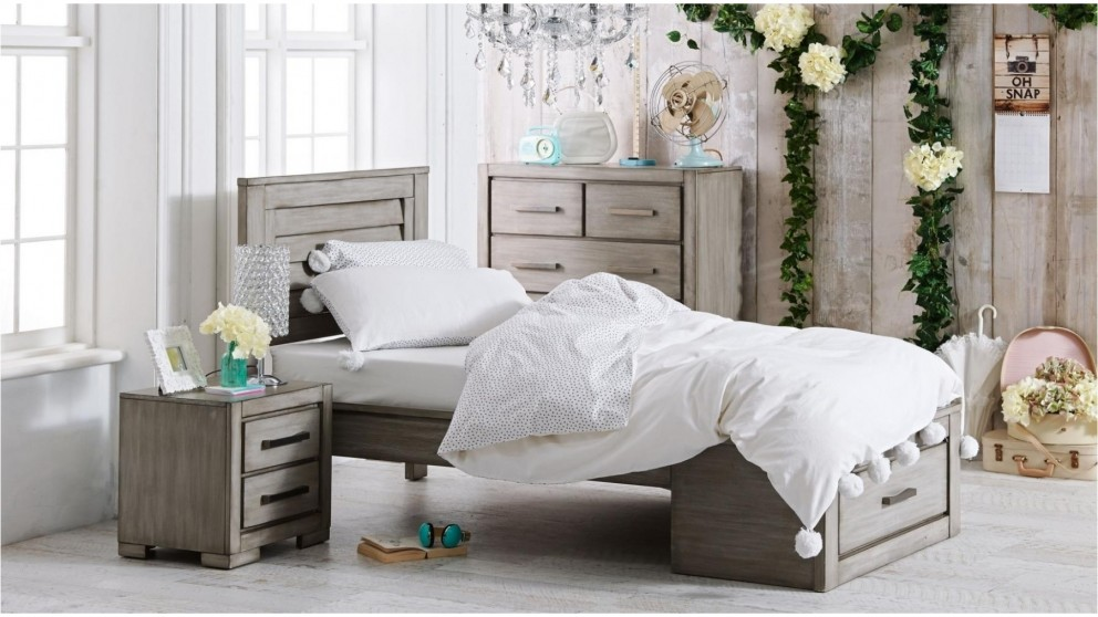 Kids Bedroom Harvey Norman blaise single bed - kids beds & suites | harvey norman australia