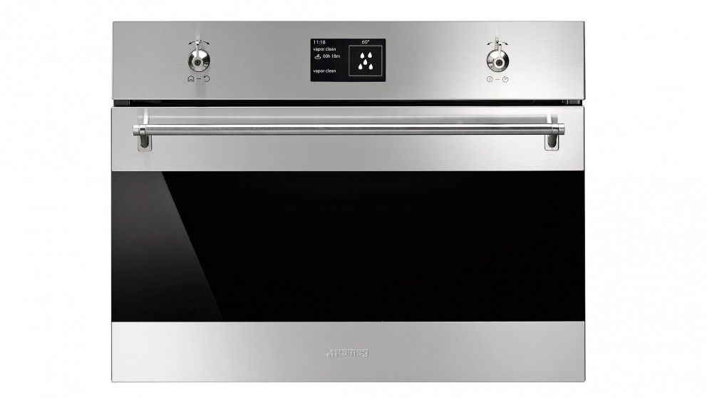 Smeg 600mm Classic Compact Speed Oven