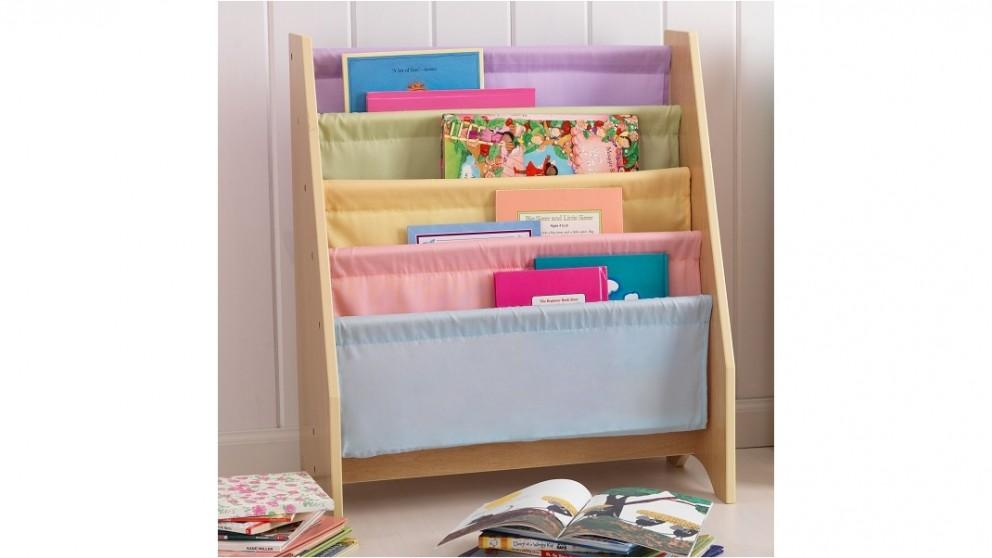 Kidkraft DS Sling Bookshelf   Pastel   Nursery Furniture U0026 Bedding   Baby    Toys, Kids U0026 Baby | Harvey Norman Australia