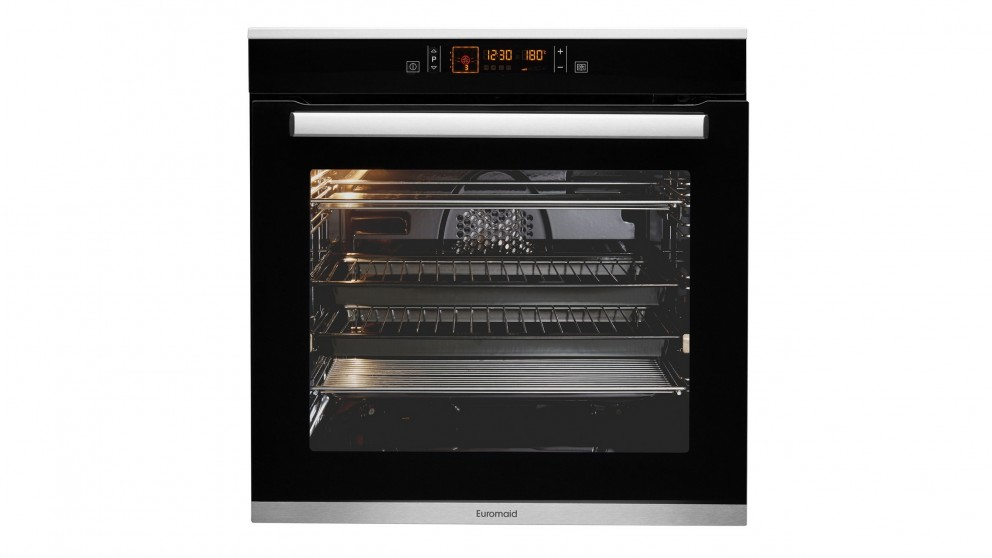 Euromaid 600mm Extra Large Multifuction Pyrolytic Oven
