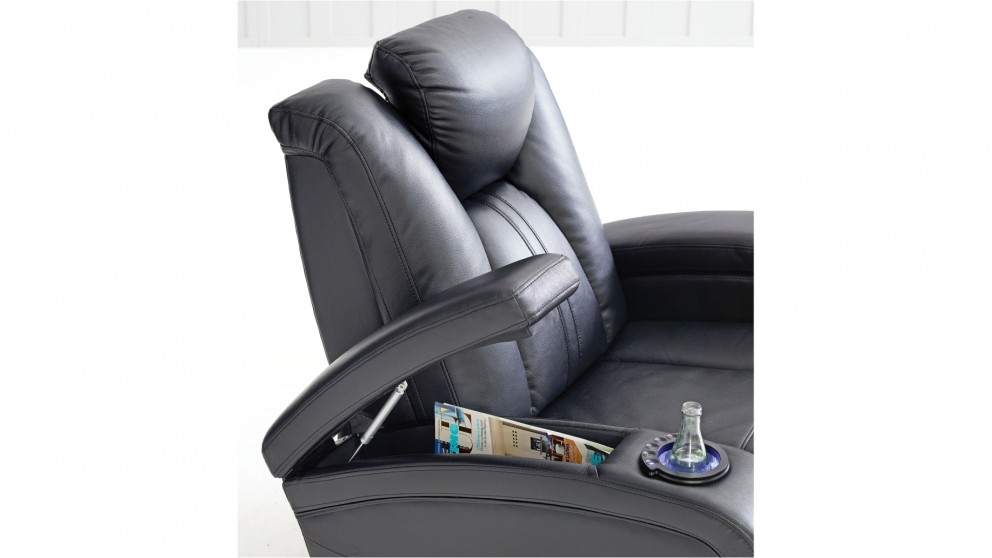 Item Added to Cart. Back Close. Stanbury 3 Seater Future Fabric Powered Recliner Sofa  sc 1 st  Harvey Norman & Stanbury 3 Seater Future Fabric Powered Recliner Sofa - Lounges ... islam-shia.org