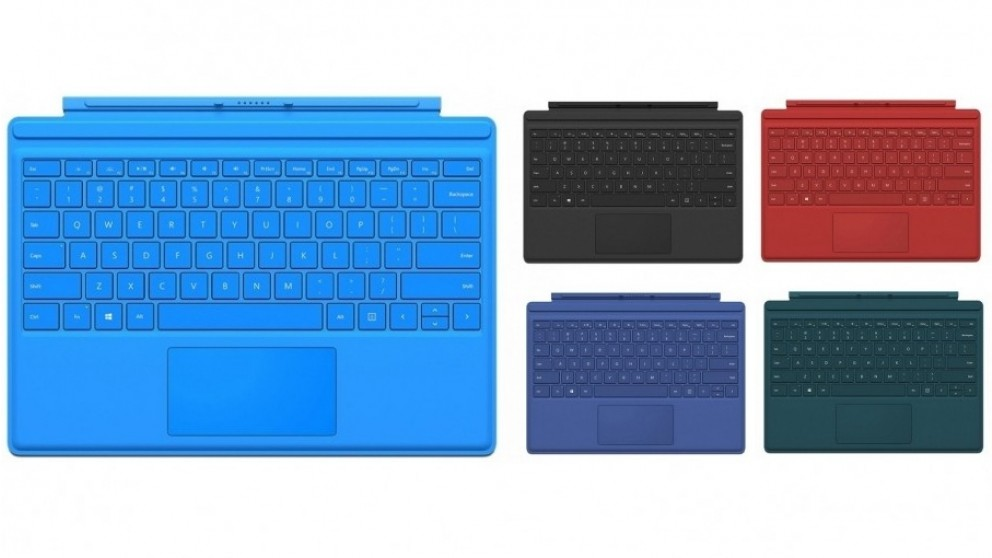 Microsoft Surface Pro 4 Type Cover Keyboards Mouse