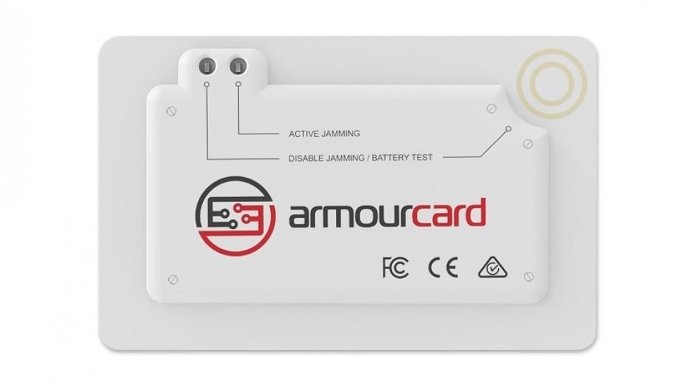 Armourcard Card Protector - White