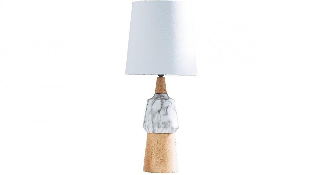 Dokka Marble Table Lamp