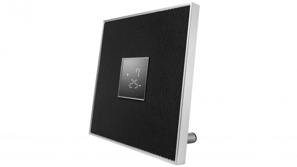 Yamaha MusicCast Wireless Multiroom Clock Speaker - Black