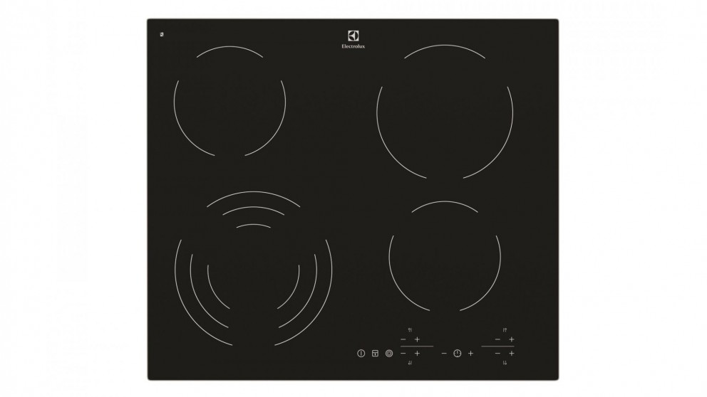 Electrolux 600mm 4 Zone Electric Cooktop