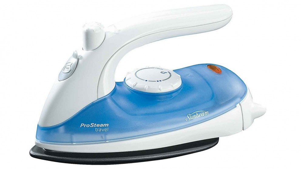 cheap sunbeam pro steam travel iron harvey norman au