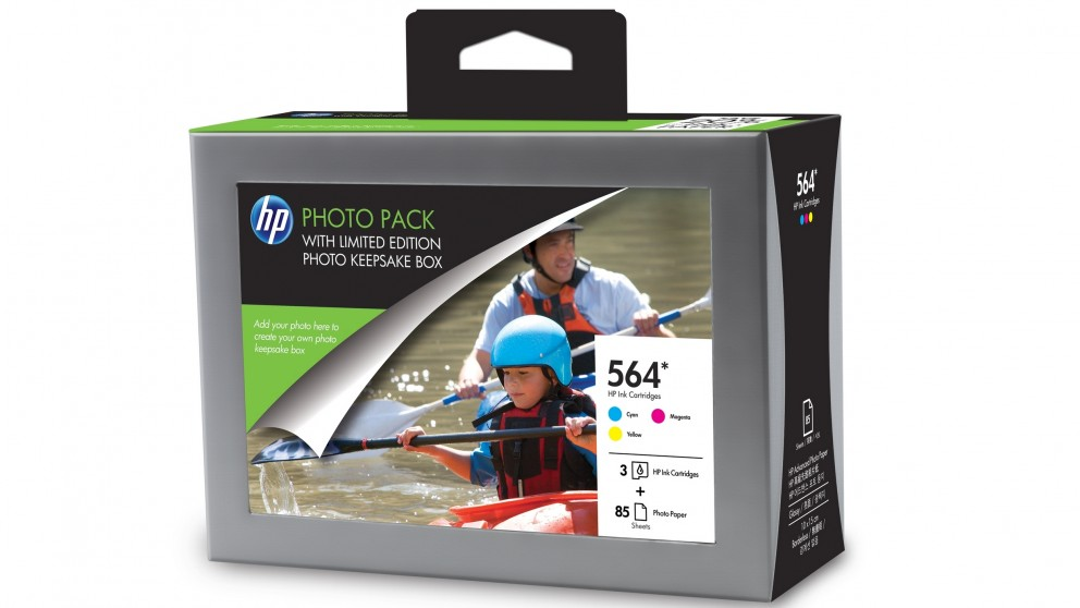 HP 564 Photo Value Pack - Limited Edition