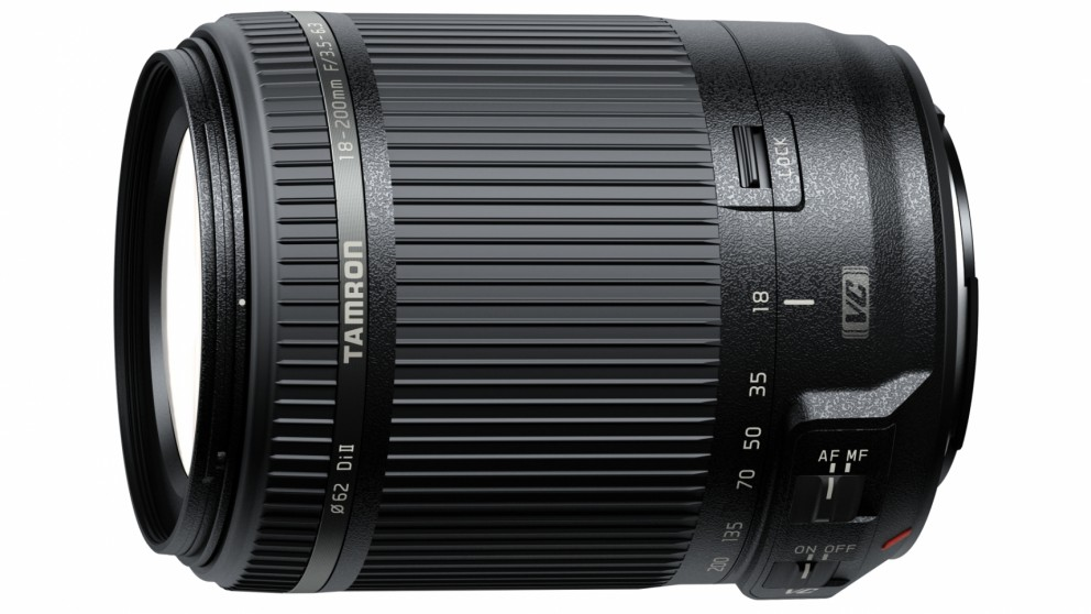 Tamron AF 18-200mm F/3.5-6.3 Di II VC Lens for Nikon