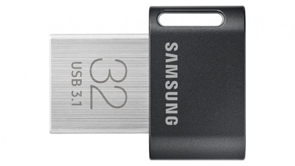 Samsung 32GB Fit Plus USB Flash Drive
