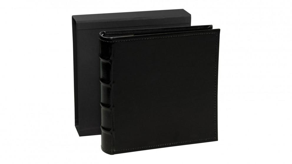 Platinum Regal Slip-in  Photo Album fits 300 6x4-inch Photos - Black
