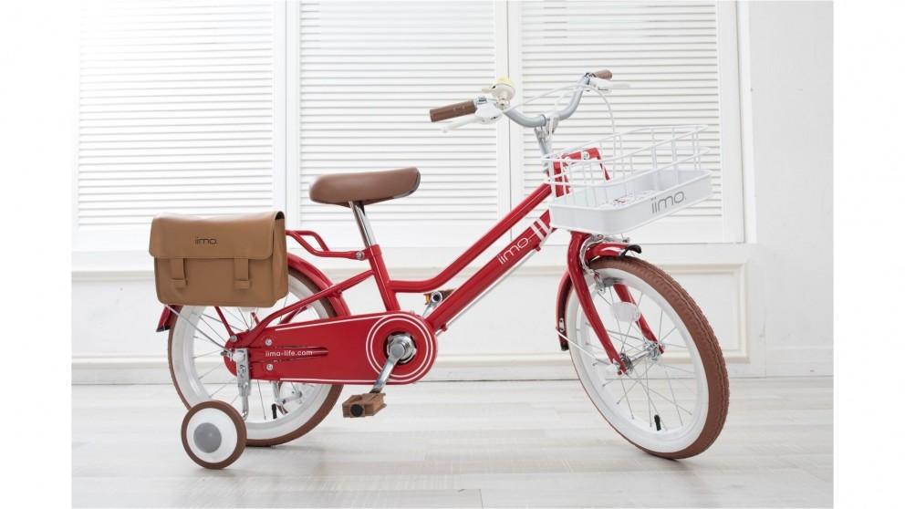 "IIMO 16"" Kids Bike - Red"