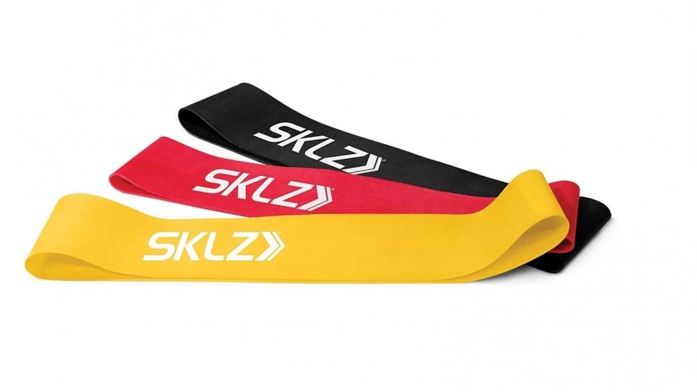 SKLZ Mini Bands 3pk