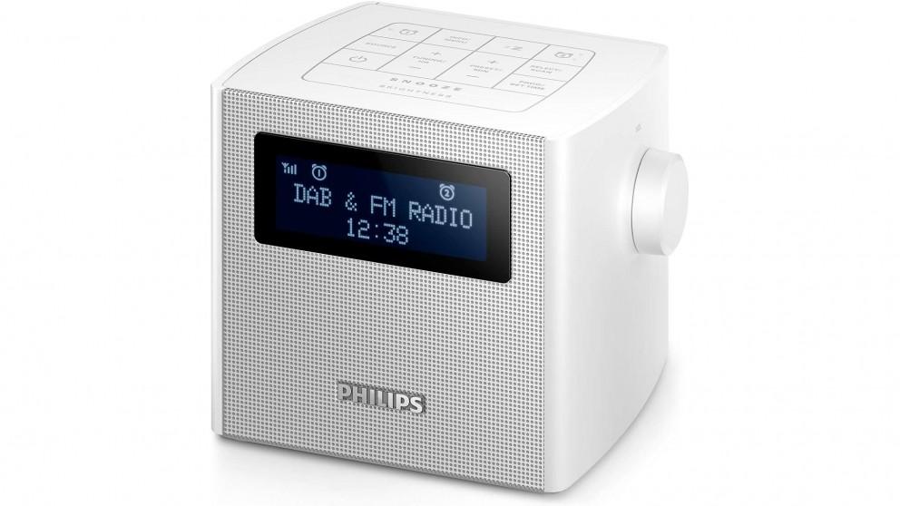 Philips Portable Dab Fm Clock Radio Radios Sound