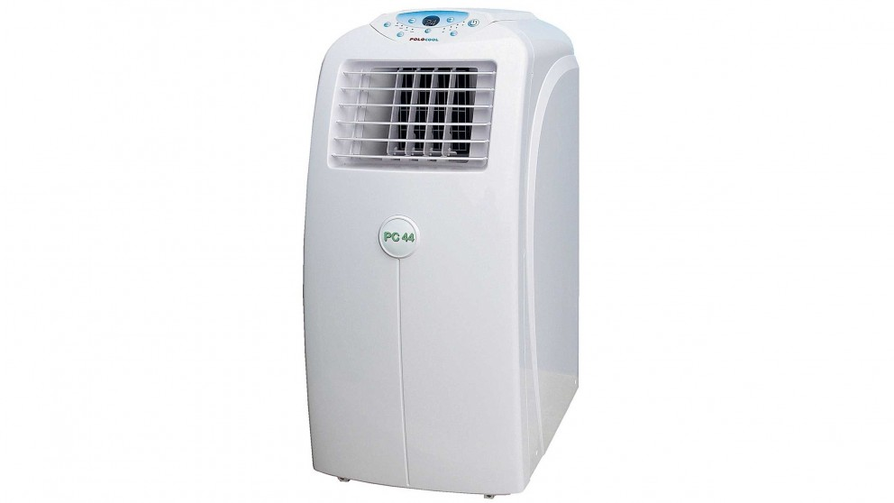 air conditioning portable unit. polocool 4.4kw portable air conditioner - airconditioners conditioning heating, cooling \u0026 treatment | harvey norman australia unit