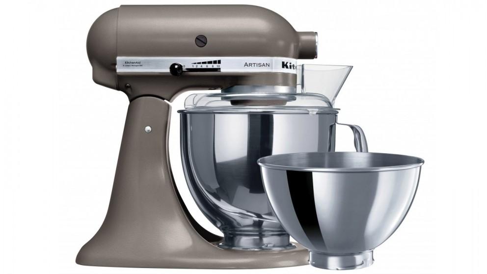 KitchenAid KSM160 Artisan Stand Mixer - Cocoa Silver