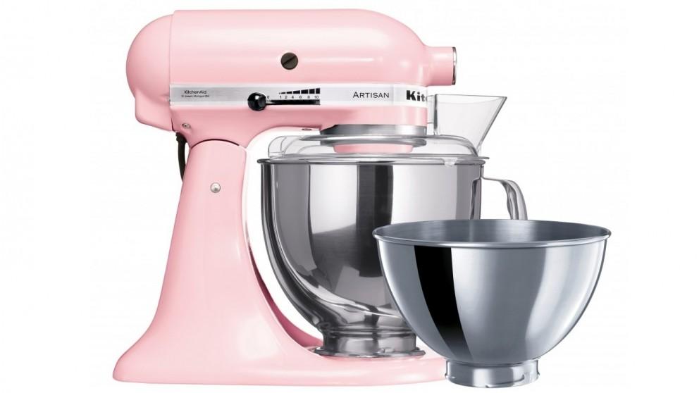 KitchenAid KSM160 Artisan Stand Mixer - Pink