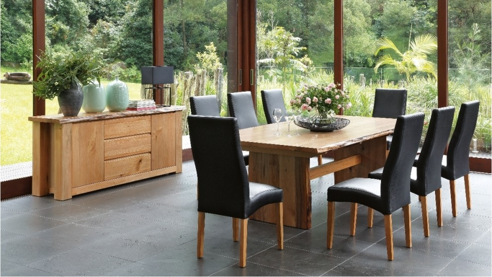 valhalla 9 piece dining setting - dining furniture - dining room