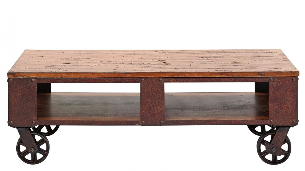 pinebrook coffee table - living room - furniture, outdoor & bbqs