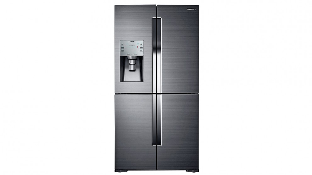 Buy Samsung 867l 4 Door French Door Fridge Black Harvey Norman Au
