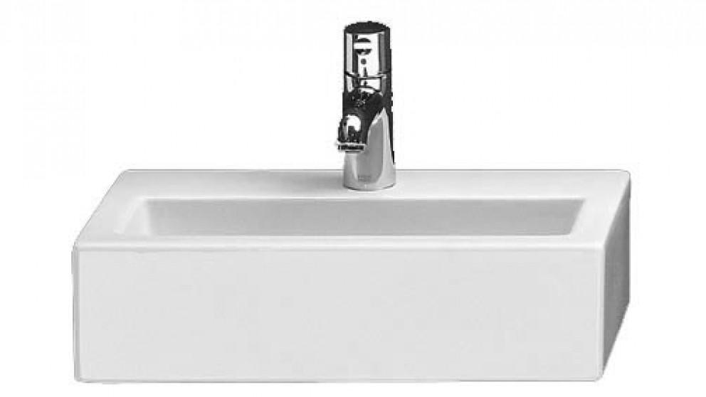 Vanity Bathroom Harvey Norman parisi box 270mm benchtop basin - bathroom basins - vanities