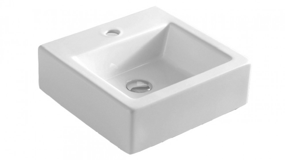 Parisi Box 400mm Bench Basin