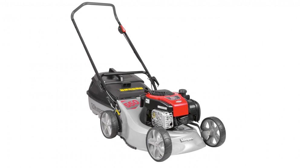 Masport Silver Series 550AL S18 2'n1 Lawn Mower