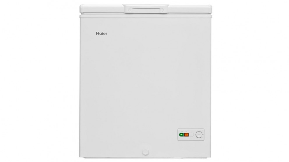 Haier 143L Chest Freezer - White